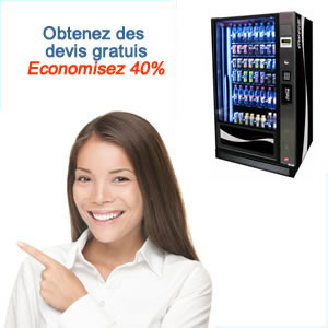 devis distributeurs boissons